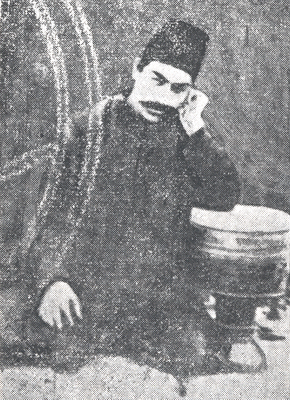 Isa-Agha-Bashi-Zarb-Player-of-Qajar-Period