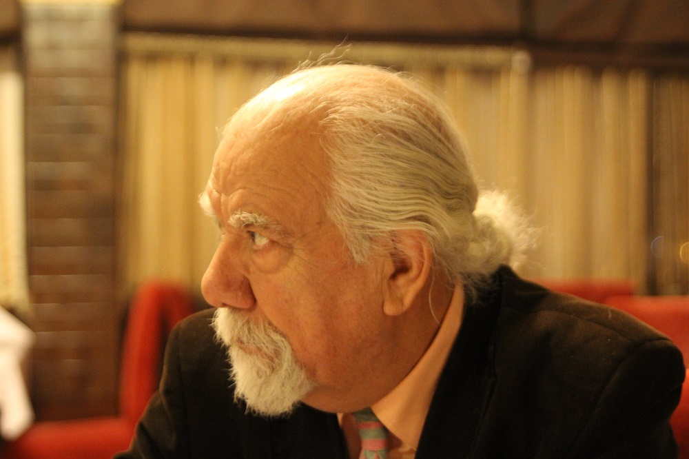 Master of Persian vocal music and radif repertoire, Ostad Nasrollah Nasehpour